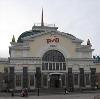 Железнодорожные вокзалы в Новочеркасске