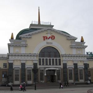 Железнодорожные вокзалы Новочеркасска